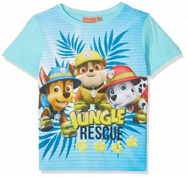 koszulka psi patrol chlopiec marshall chase